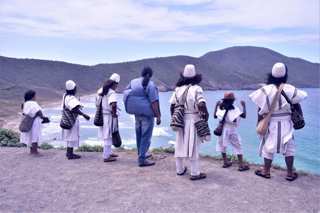 Indígenas Arhuacos
